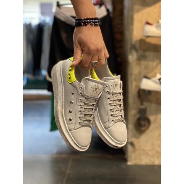 Sneakers plt bufalo fluo