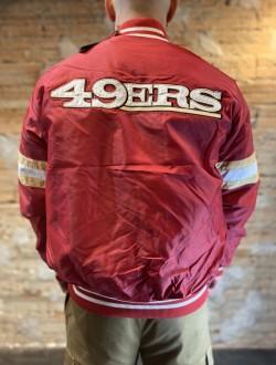 Bomber ufficiali nfl 49ers