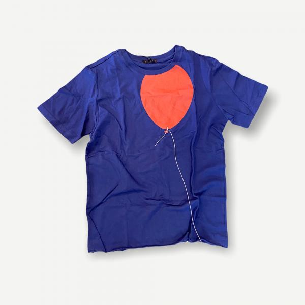 T shirt malph blu