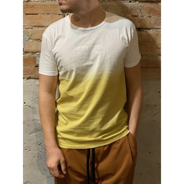 T shirt  Bl11 bic gialla