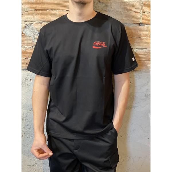 T shirt coca cola blk