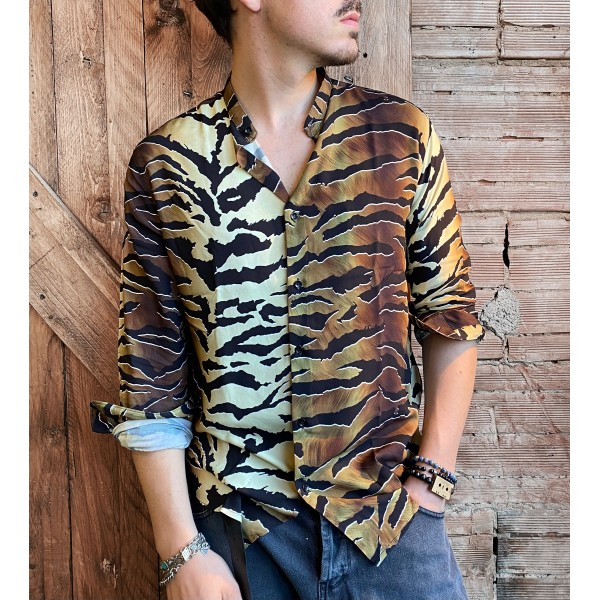 Camicia tigre why not brand