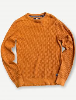 Maglia cotone orange