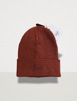 Cappello herschel rosso o