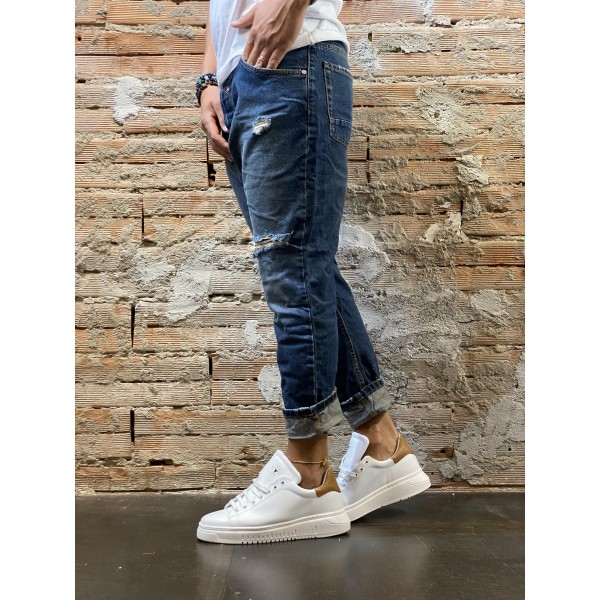 Jeans kenny Cropped