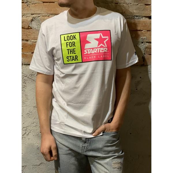 T shirt starter fluo