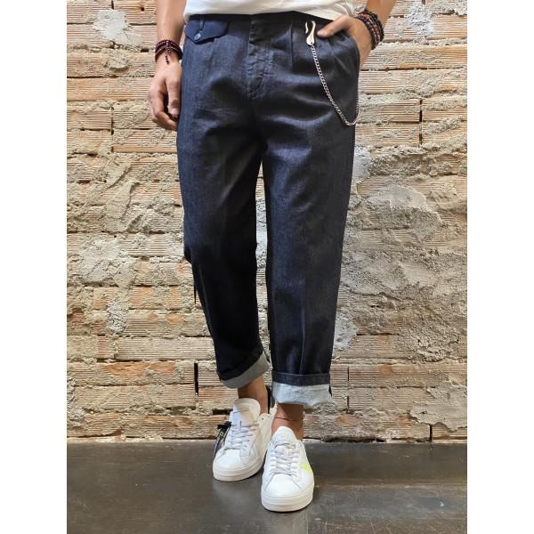 Jeans samurai