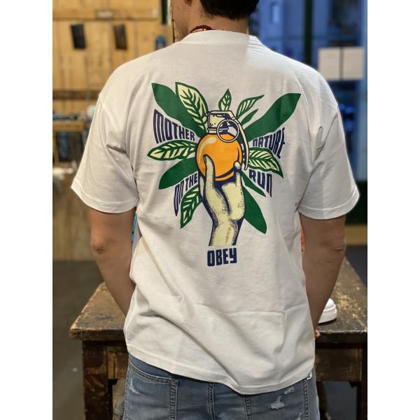 T shirt arance obey