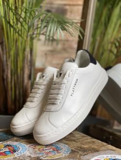 Sneakers plt bianca vintage
