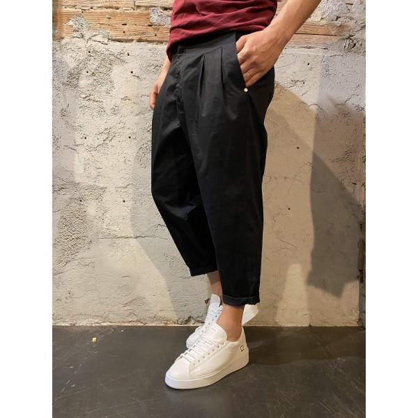 Pantalone jappo nero