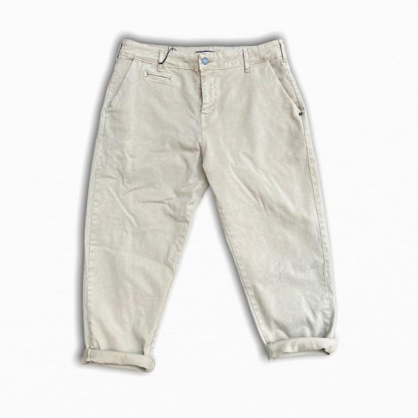 Pantaloni over d modello capri
