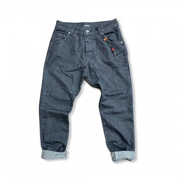 Denim blk sunday cartot