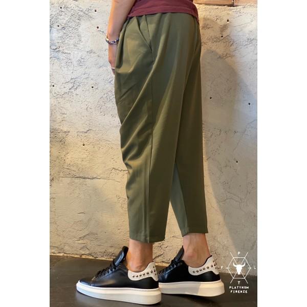 Pantalone jappo verde nj