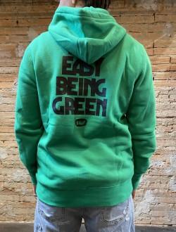 Felpa huf green
