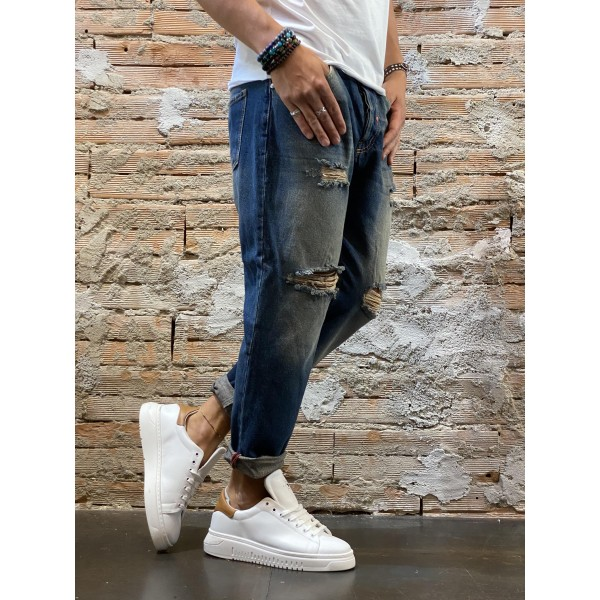 Jeans rob Cropped