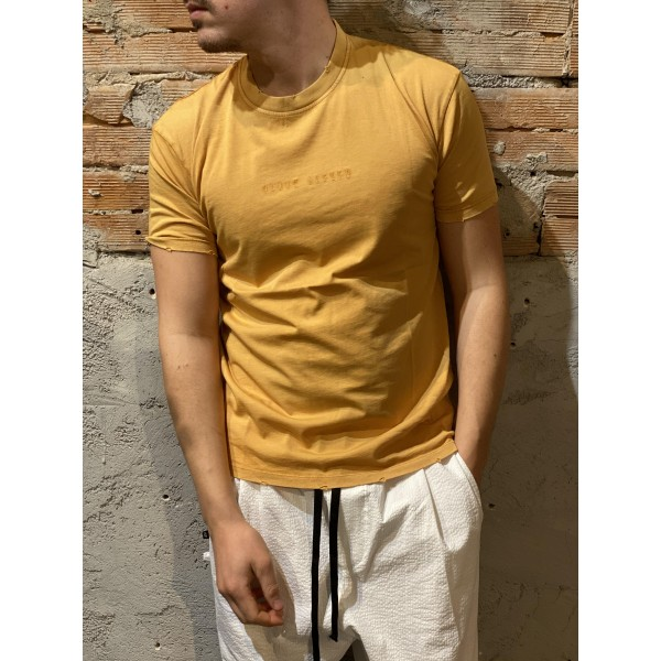 T shirt  Basic bl11 ocra