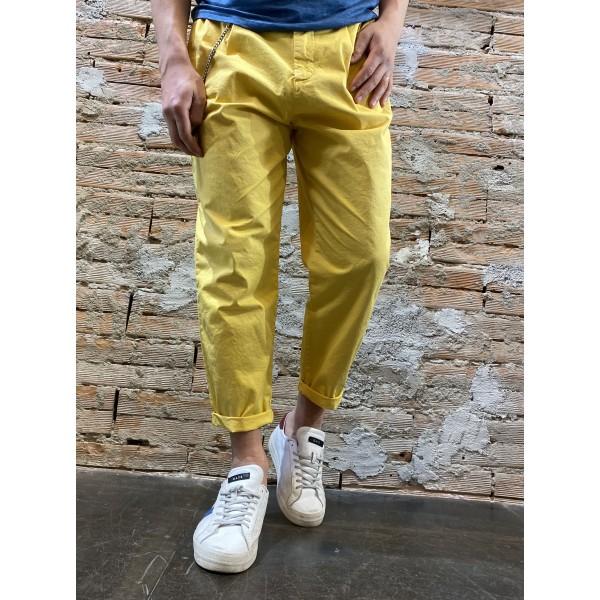 Pantaloni gialli Berna