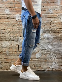Jeans benny Cropped
