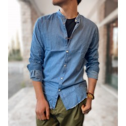 Camicia Denim over d