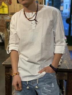Camicia Berna sir bianca