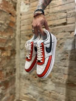 Nike comics red