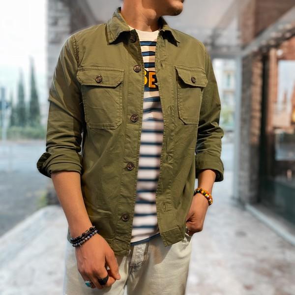 Field jacket leggera bl11
