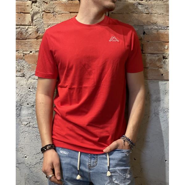 T shirt Kappa red