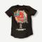 T shirt over hannya