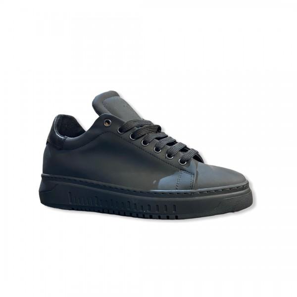 Sneackers gommata nera