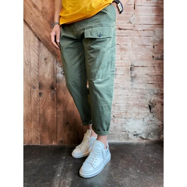Pantaloni Berna overfit