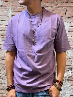 T shirt americana glicine
