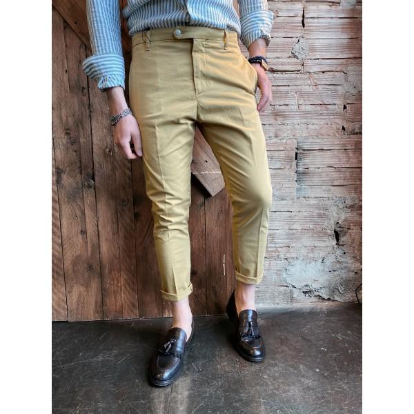 Pantaloni sabbia  outfit