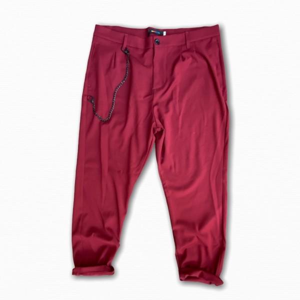 Pantaloni eleganti Rossi imperial