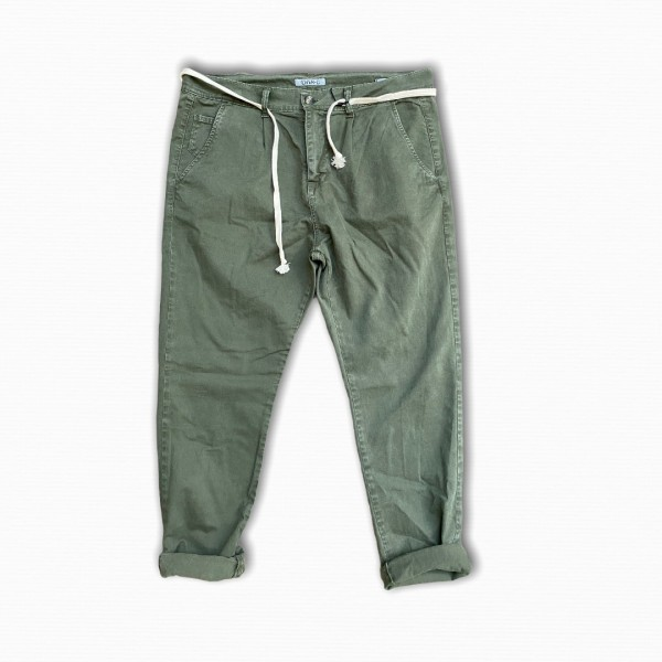 Pantalone carrot fit over d