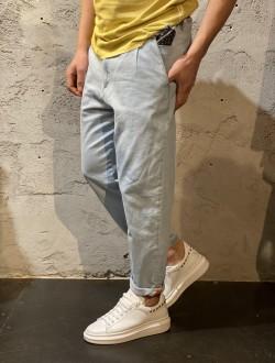 Jeans over chiaro bl11