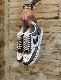 Nike comics grey