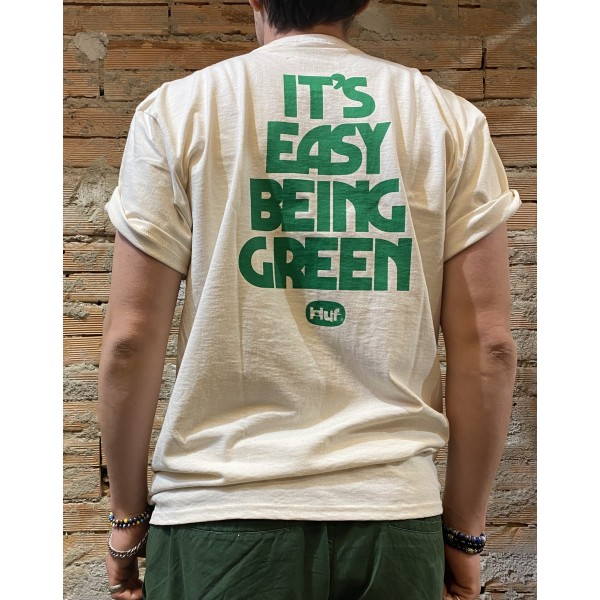 T shirt huf cotone organico