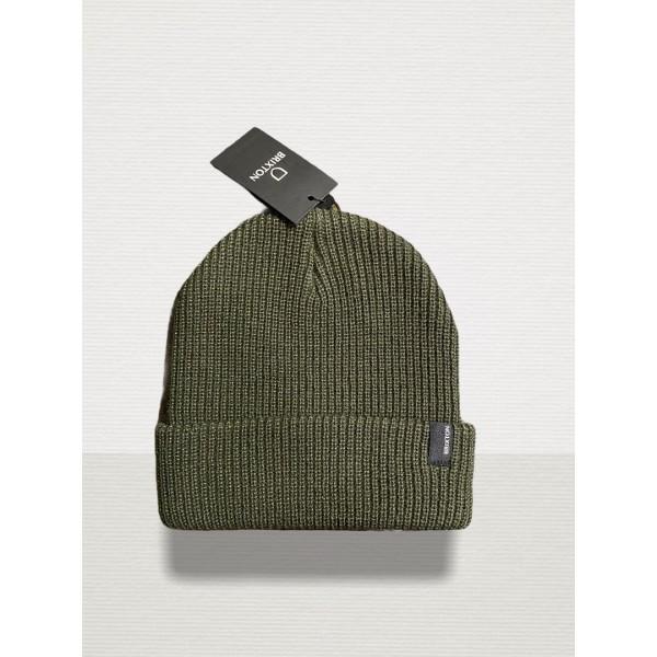 Cappello brixton verde