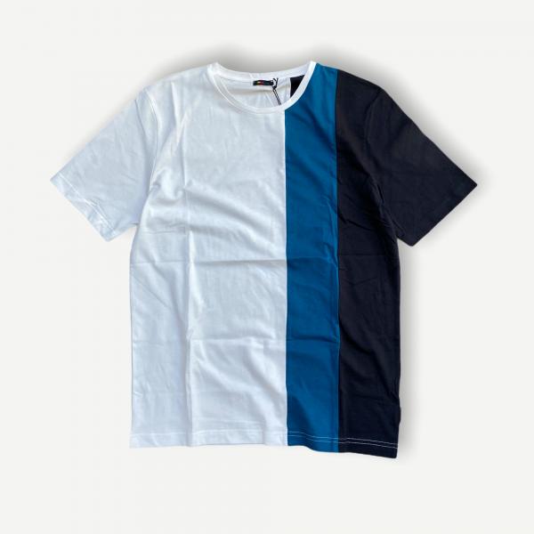 T shirt over tre colori