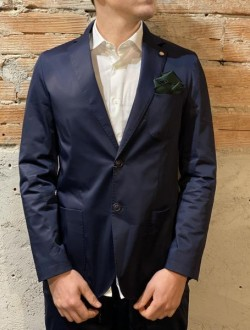 Bleazer blu elegante