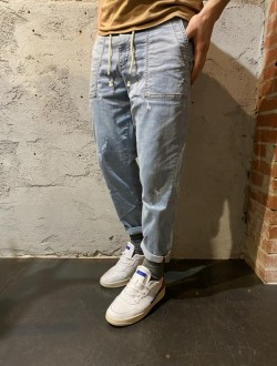 Jogger jeans worker bl11