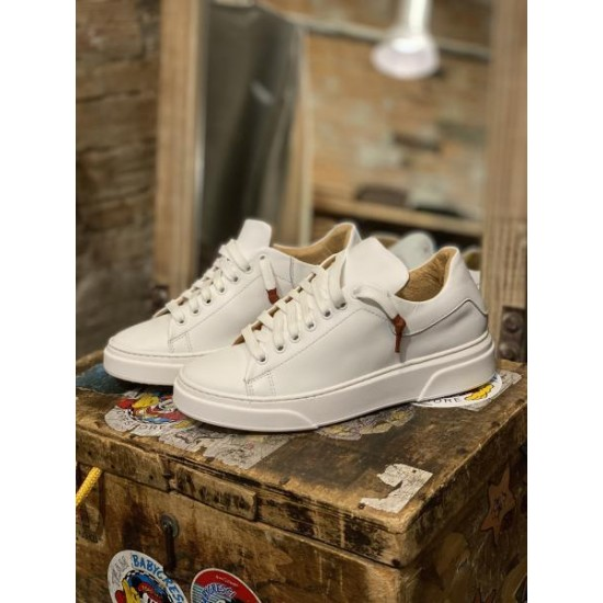 Sneakers Pltf confort total white