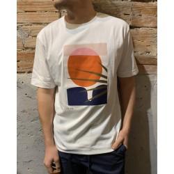 T shirt tramonto