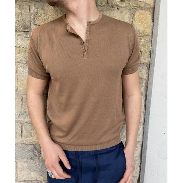 T shirt maglia serafino Od