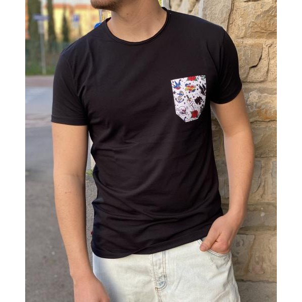 T shirt taschino old sk