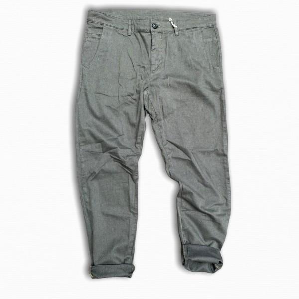 Pantalone jaquard