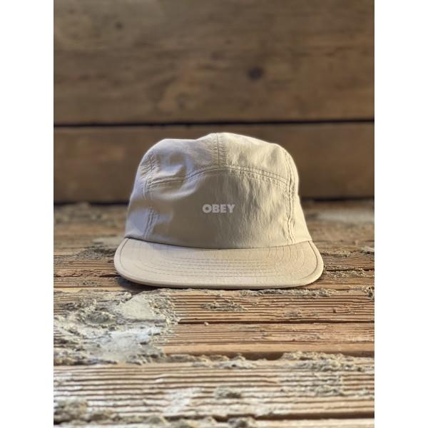 Hat obey tan