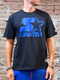 T shirt blk blue
